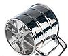 Кружка-сито из нержавеющей стали Edenberg EB-3799 для просеивания муки | Ситечко просеиватель Эденберг, фото 3