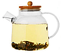 Чайник-заварник Edenberg EB-19028 1100 мл термостійке скло до 500 град. | заварювальний чайник Эдерберг, фото 2