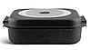 Гусятниця гриль сковорода Edenberg EB-4606 алюміній з мармуровим покриттям 5,5 л, фото 3