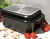Гусятница сковорода гриль Edenberg EB-4611 алюминий с мраморным покрытием 8л, фото 5