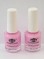 Жидкая лента для маникюра (розовый)  Global Nail