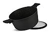 Набор посуды Edenberg EB-5643 15 предметов алюминий с мраморным покрытием   Кастрюли сковороды ковш поварешки, фото 2