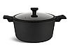Набор посуды Edenberg EB-5643 15 предметов алюминий с мраморным покрытием   Кастрюли сковороды ковш поварешки, фото 4