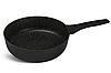 Набор посуды Edenberg EB-5643 15 предметов алюминий с мраморным покрытием   Кастрюли сковороды ковш поварешки, фото 5