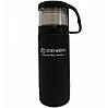 Вакуумный термос Edenberg EB-636 из нержавеющей стали 500 мл | Термос с чашкой металлический, фото 2