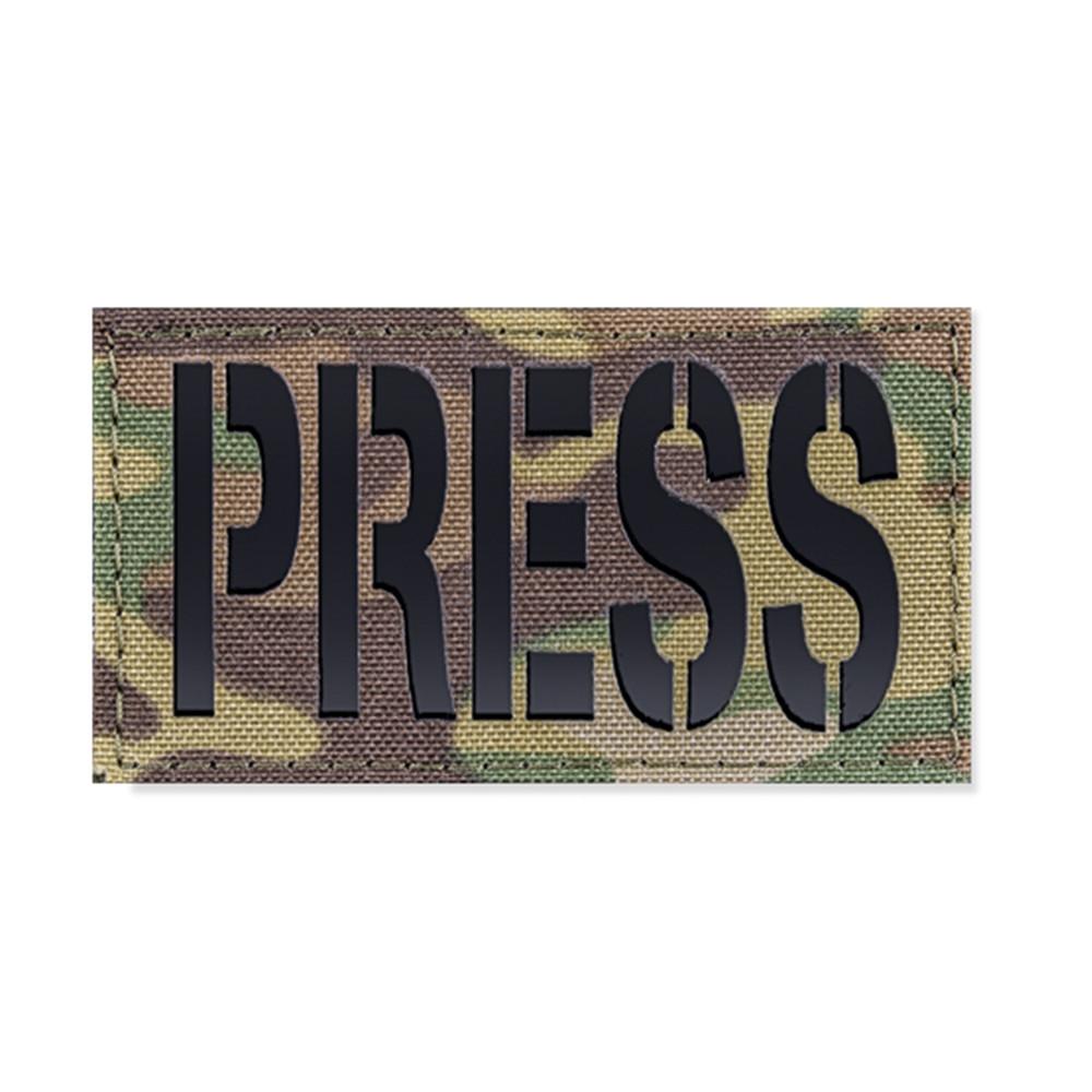Патч PRESS 45*80 V-Camo