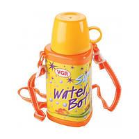 Бутылочка для напитков (поильник) VGR WB27032 с трубочкой, 350 мл