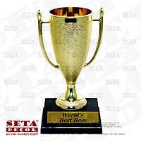 Кубок сувенирный Worlds Best Boss