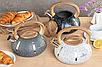 Чайник Edenberg EB-8844 со свистком из нержавеющей стали 3 л | Свистящий чайник, фото 2