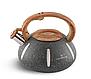 Чайник Edenberg EB-8844 со свистком из нержавеющей стали 3 л | Свистящий чайник, фото 4
