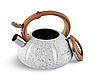 Чайник Edenberg EB-8844 со свистком из нержавеющей стали 3 л | Свистящий чайник, фото 7