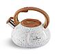 Чайник Edenberg EB-8844 со свистком из нержавеющей стали 3 л | Свистящий чайник, фото 8