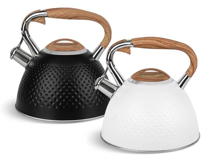 Чайник Edenberg EB-8829 со свистком из нержавеющей стали 3 л   Свистящий чайник