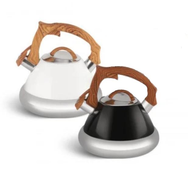 Чайник Edenberg EB-8823 зі свистком з нержавіючої сталі 3 л | Свистить чайник