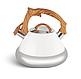 Чайник Edenberg EB-8823 зі свистком з нержавіючої сталі 3 л | Свистить чайник, фото 2