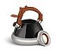 Чайник Edenberg EB-8823 зі свистком з нержавіючої сталі 3 л | Свистить чайник, фото 6
