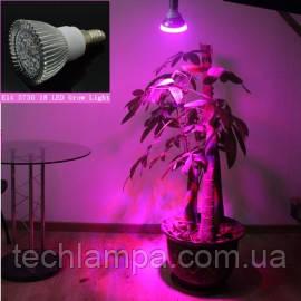 Фитолампы для растений 18W E14