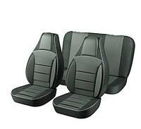 Авто чехлы ПИЛОТ Ваз 2107. Автомобильные чехлы на сиденья ваз 2107 пилот, полный комплект.
