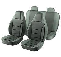 Ато чехлы ПИЛОТ Ваз 2108, 2109, 21099, 2114, 2115 Автомобильные чехлы на сиденья, полный комплект.