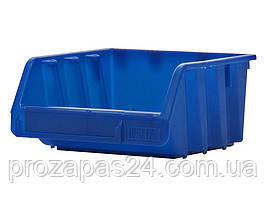 Ящик пластиковий Практик 200x157x90