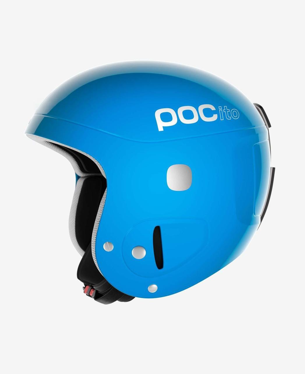 POCito Skull шолом гірськолижний (Fluorescent Blue, Adjustable)
