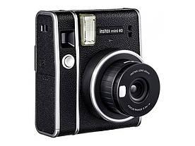 Фотокамера моментальной печати Fujifilm Instax Mini 40 Black