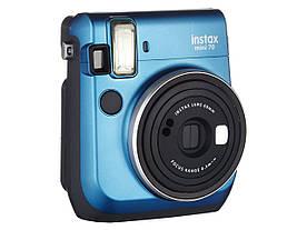 Камера моментальной печати Fujifilm Instax Mini 70 Blue