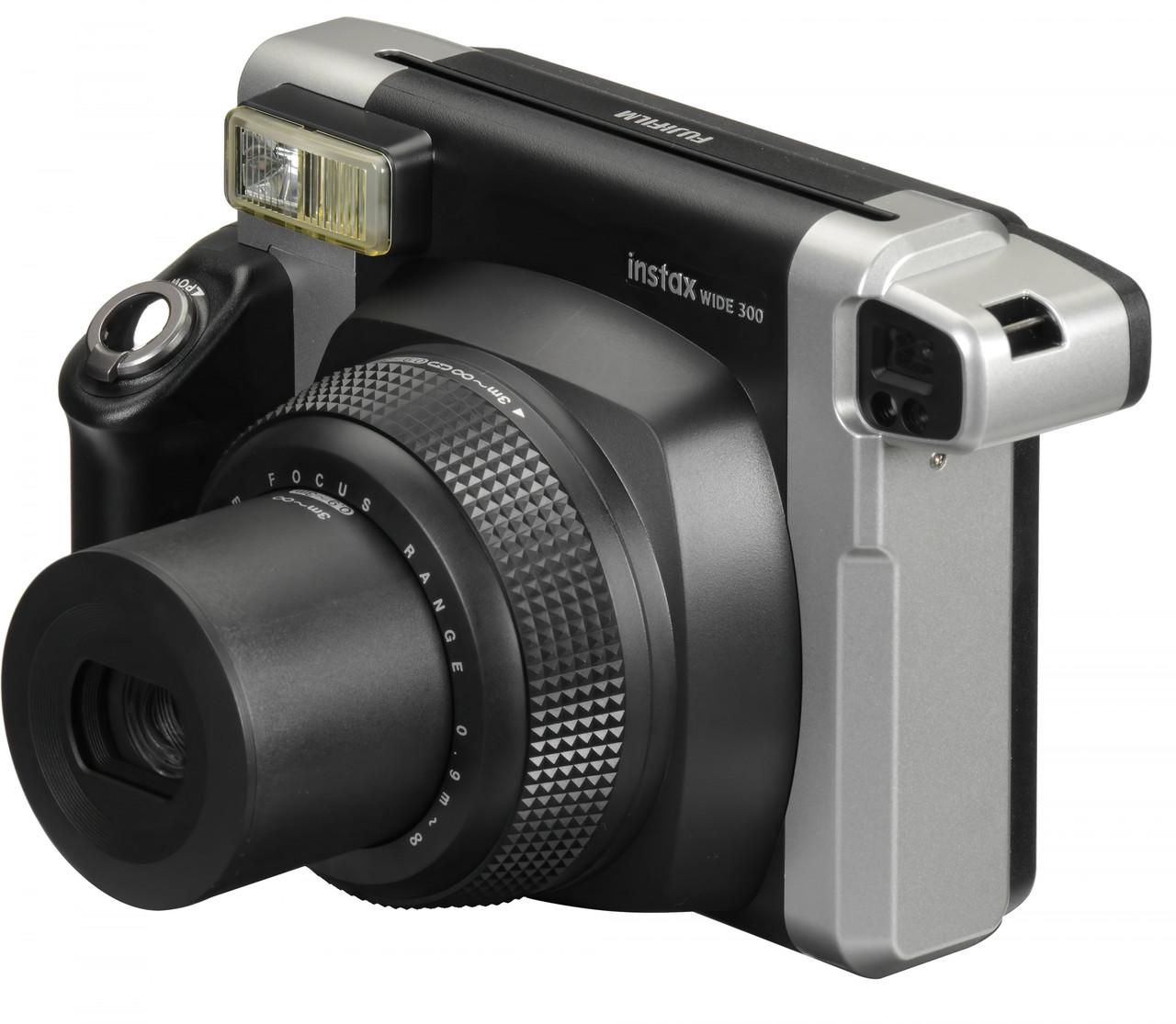Фотокамера моментальної друку Fujifilm INSTAX Wide 300 Black