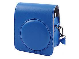 Чехол кейс на instax mini 70 case Blue
