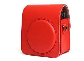 Чехол кейс на instax mini 70 case Red