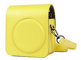 Чехол кейс на instax mini 70 case Yellow