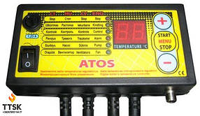 Контроллер ATOS (усиленный) для твердотопливного котла