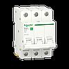 Автоматичний вимикач Schneider Electric 63А, 3P, С, 6кА (R9F12363)