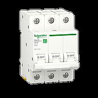 Автоматический выключатель Schneider Electric 63А, 3P, С, 6кА (R9F12363), фото 1
