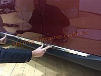 Молдинг на двери Subaru Forester 2013+