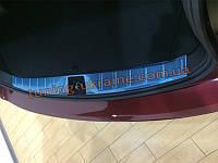 Накладка в багажник внутренняя Subaru Forester 2013+