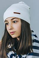 Детская шапка БЕНЕТ оптом размер 50-52-54