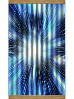 Настенный плёночный обогреватель картина Скорость света