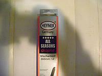 Дворник безкаркастный HEYNER 350  мм  с доп резинками