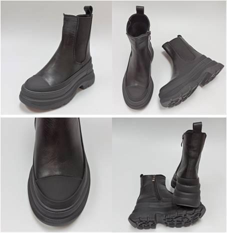 Ботинки девочке на платформе, Masheros фото