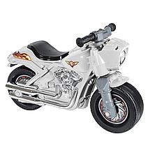 Мотоцикл каталка толокар для детей от года Детский байк беговел для мальчиков и девочек Велобег Orion 504, фото 3