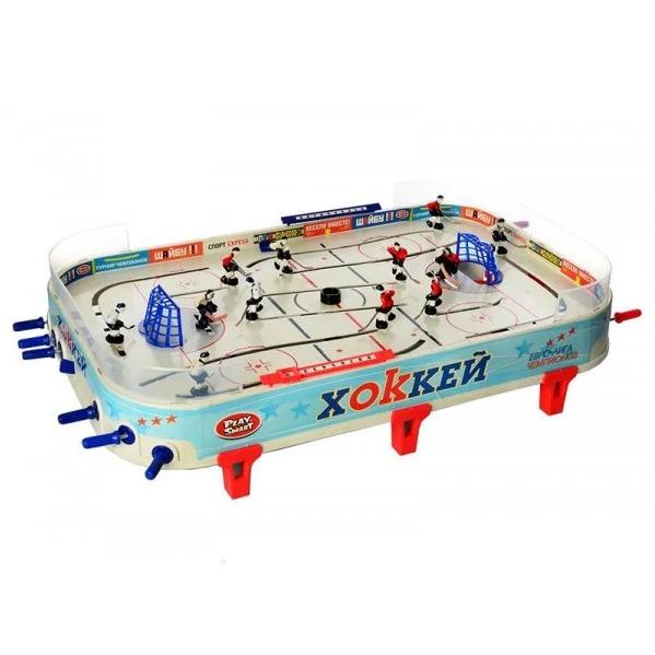 Дитячий настільний хокей Joy Toy 0711 на штангах Настільна гра на ніжках
