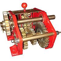Механизм передач (левый) 108.00.2020А-03 на сеялку СЗ-3,6