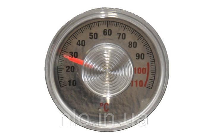 Термометр для котла, D=56 мм 10-110°C (на клейкой основе)