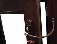 Ограничитель открывания окна Penkid коричневый