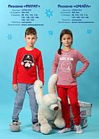 Хлопковая пижама для девочки СМАЙЛ от ТМ Овен