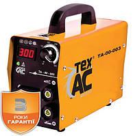 Сварочный инвертор ТехАс 300А TA-00-003