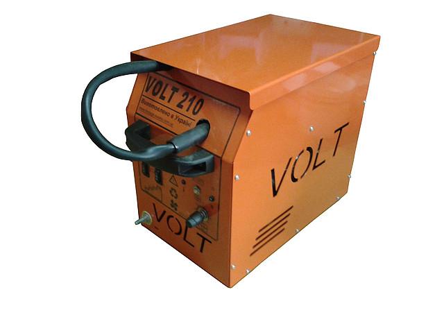 Сварочный полуавтомат «VOLT 210» (Forsage - Украина)
