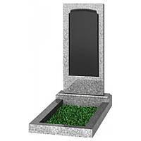 Установка одинарного памятника