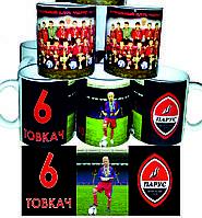 Кружки, чашки клубные,корпоративные: с символикой, фото, текстом, фото 1
